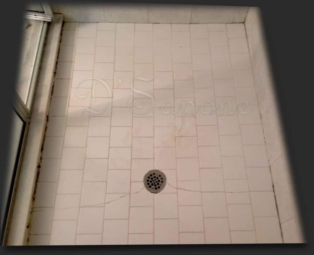 Ceramic tile crack filler