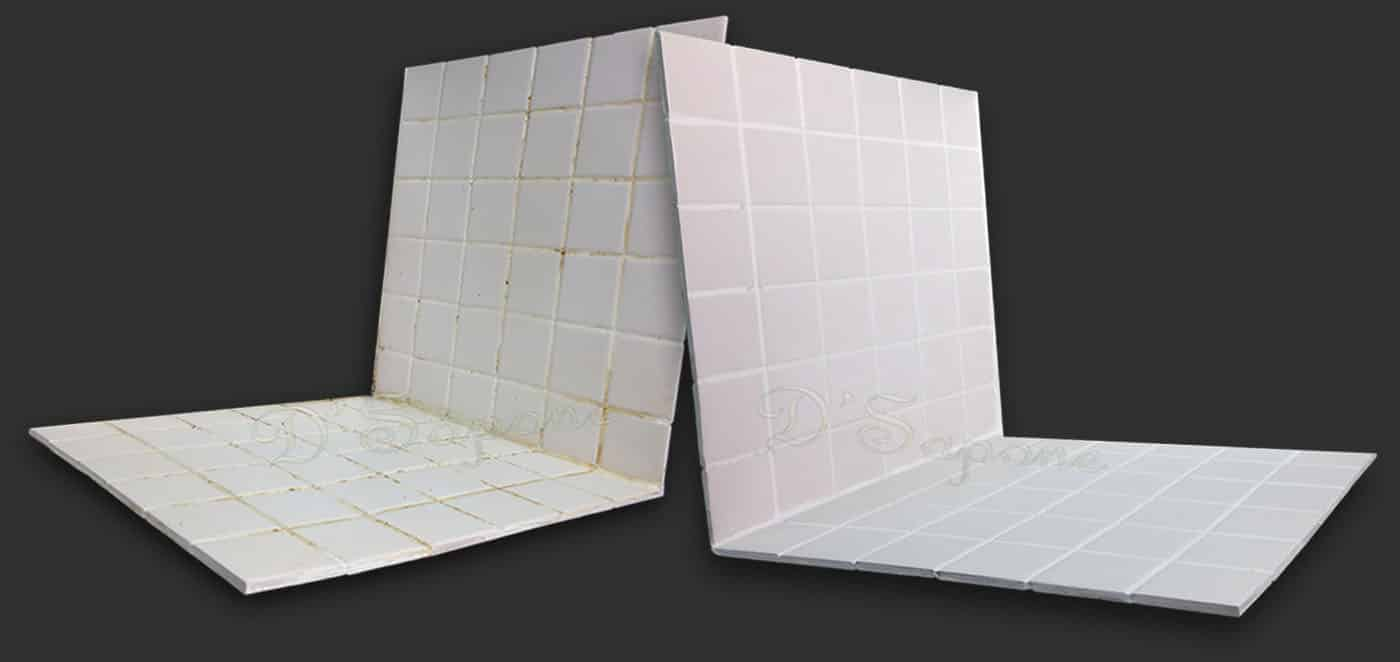 A Titanium Grout Sealer