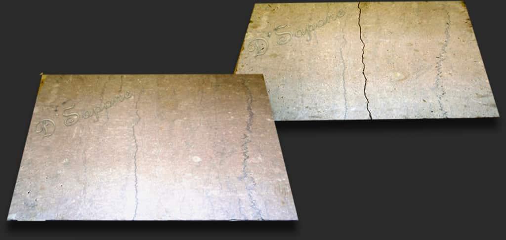 Dynamic Crack Restoration
