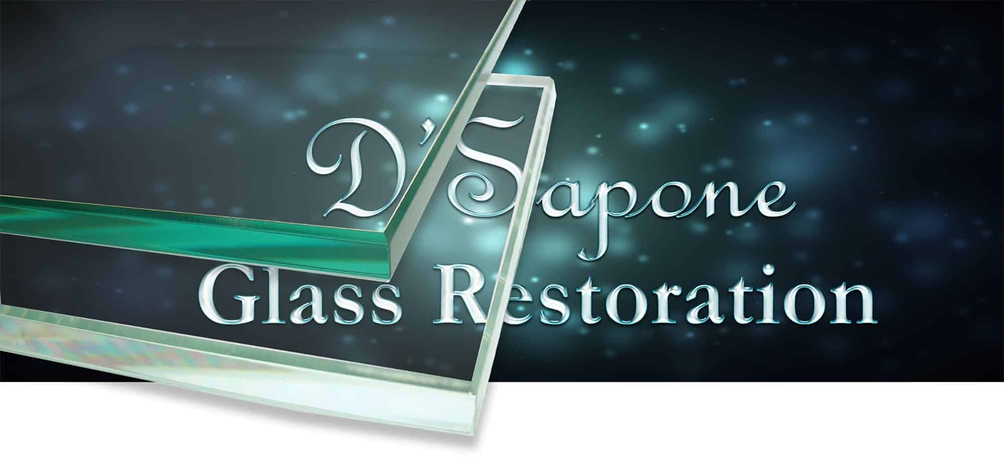 Glass Restoration