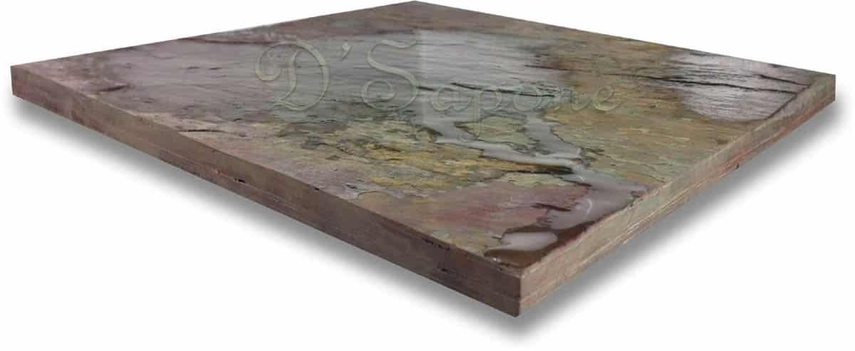 Sealing Slate Stone