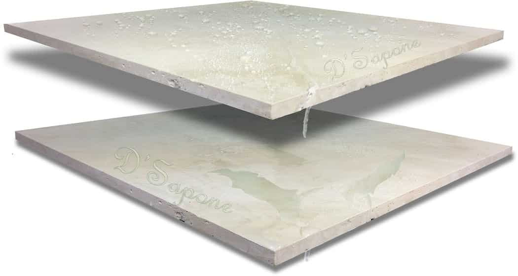 Sealing Travertine Stone