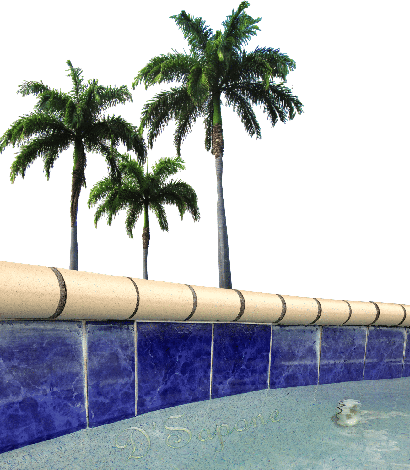 Repairing Pool Tile and Grout