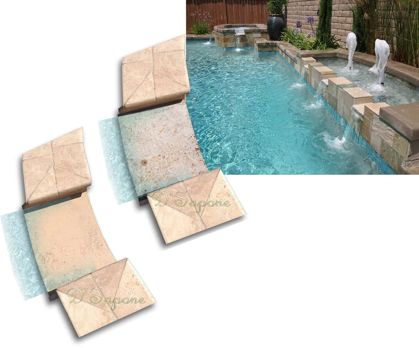 Pool Tile Restoration San Diego