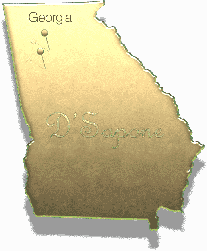 D'Sapone Location in Georgia