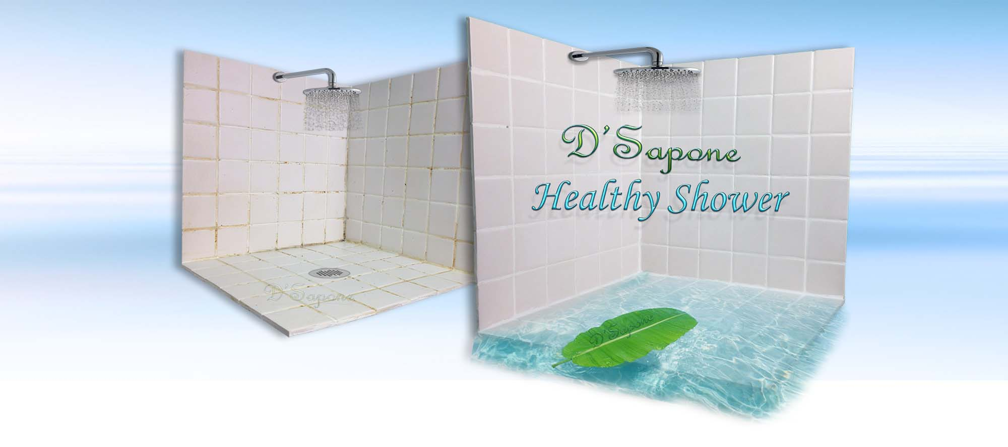 Experience a Healthy Shower