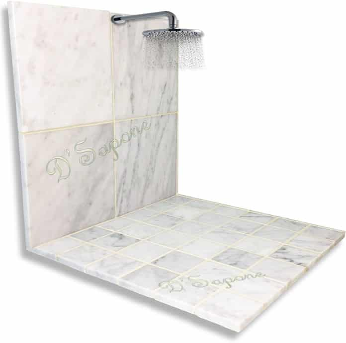 Marble-Shower-Sealing-Cleaning-Grout-Tile-D'Sapone