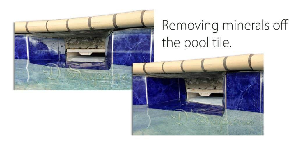 Pool Calcium Removing