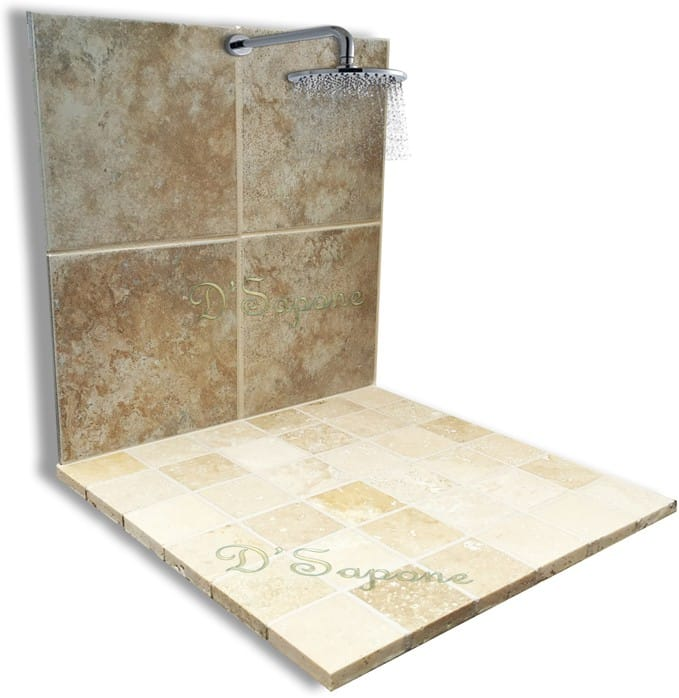 Travertine-Clean-Healthy-Shower-D'Sapone-Shower-Restoration