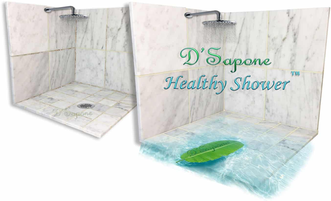 Healthy shower DSapone Restoration Slate DSapone