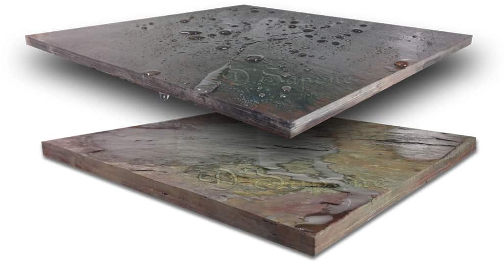 slate sealing