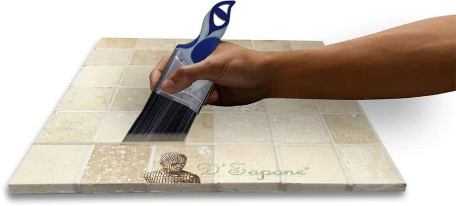 travertine sealing services