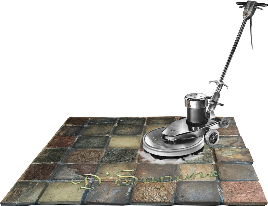 Slate Cleaning and Sealing Service | D'Sapone