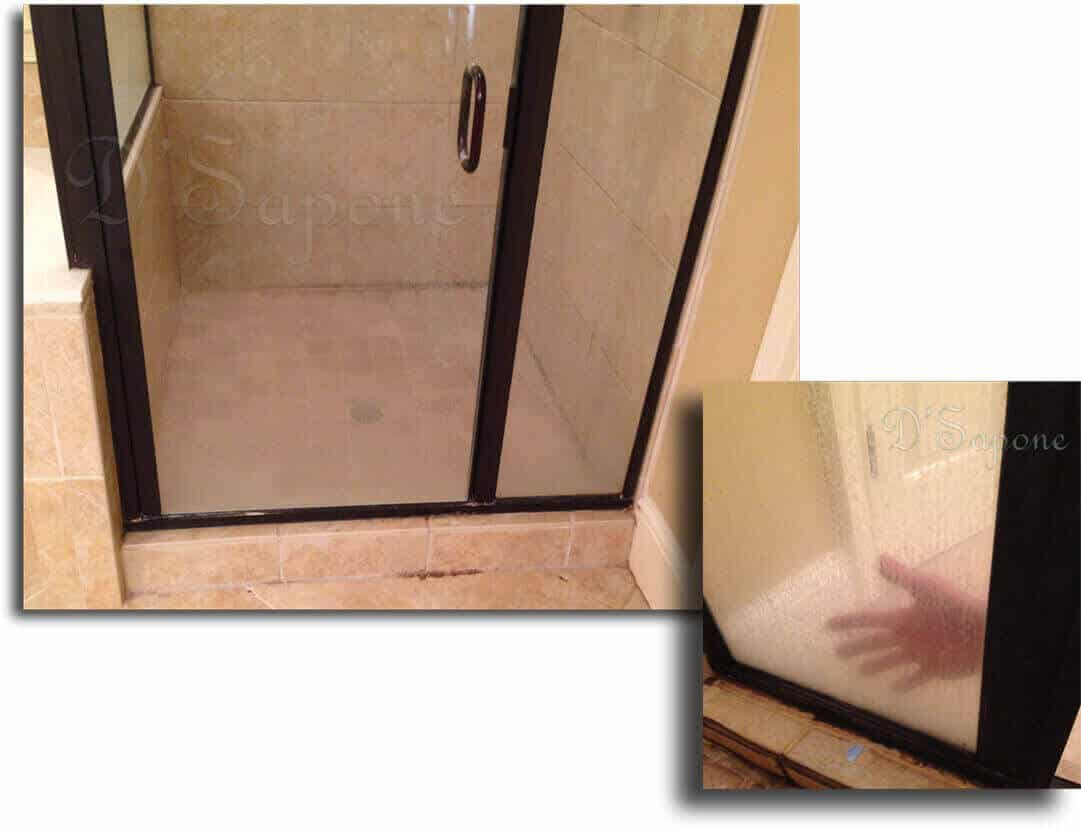 Shower Glass Door Cleaning And Sealing Service Dsapone