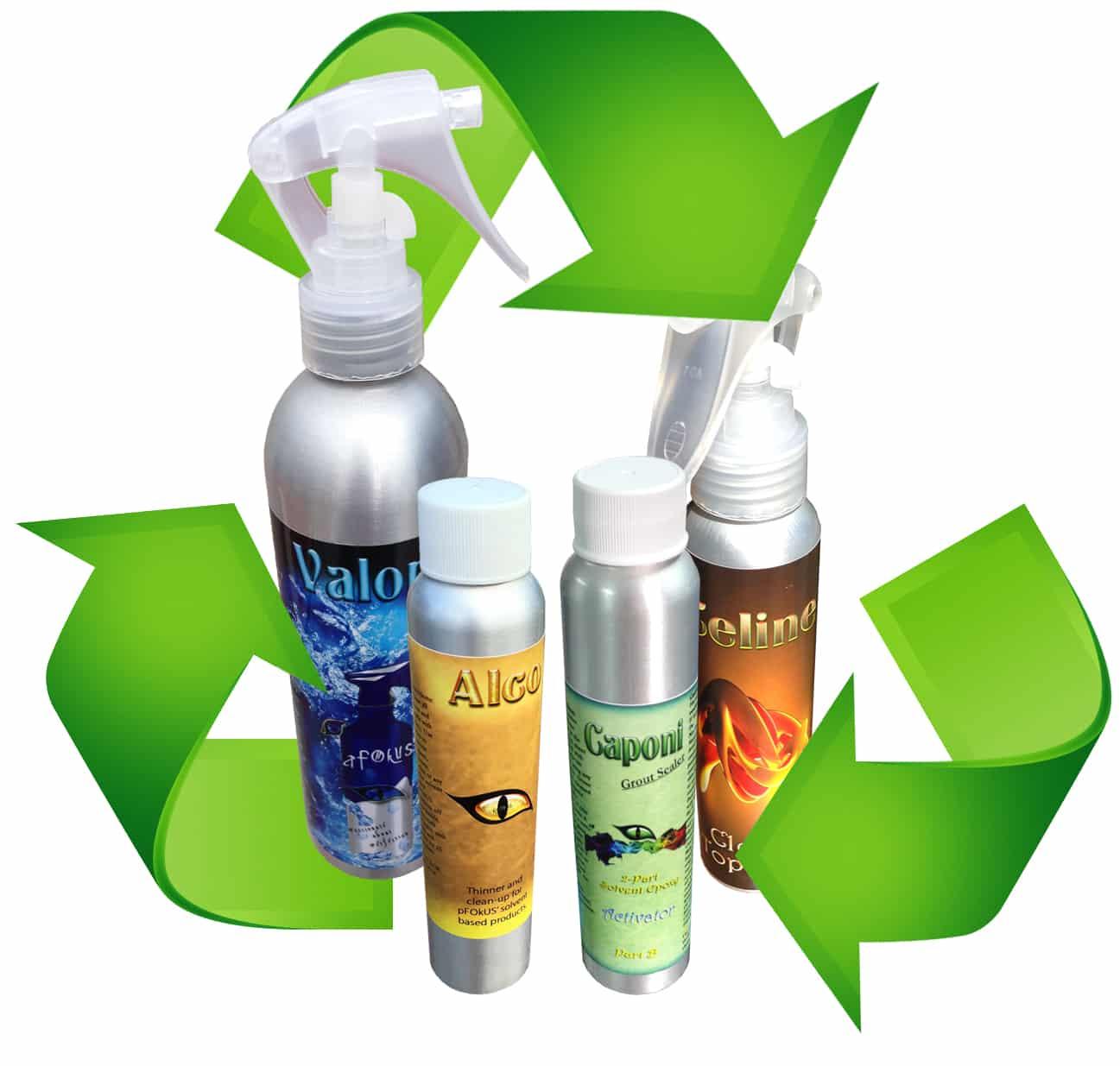 Recycle pFOkUS Environmental Sustainability