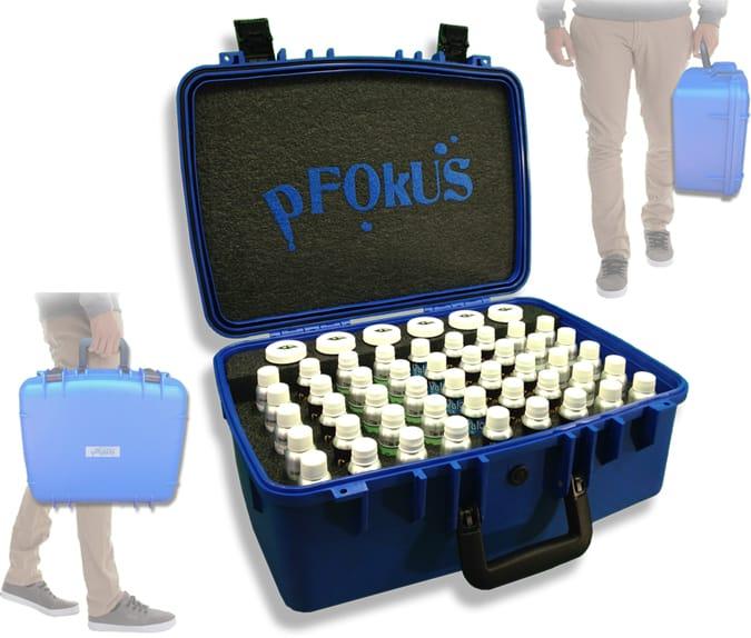 pFOKUS product container