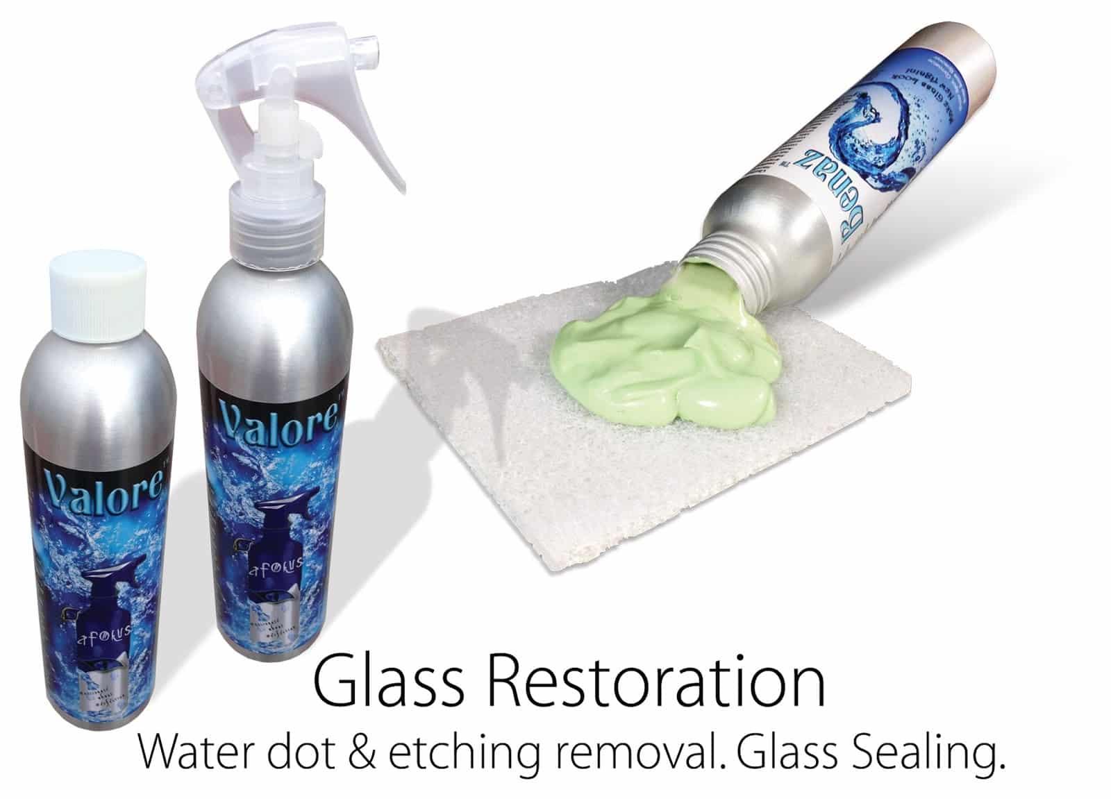 Glass Restoration Products - pFOkUS®