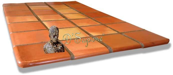 Saltillo Mexican Tile Restoration - D'Sapone