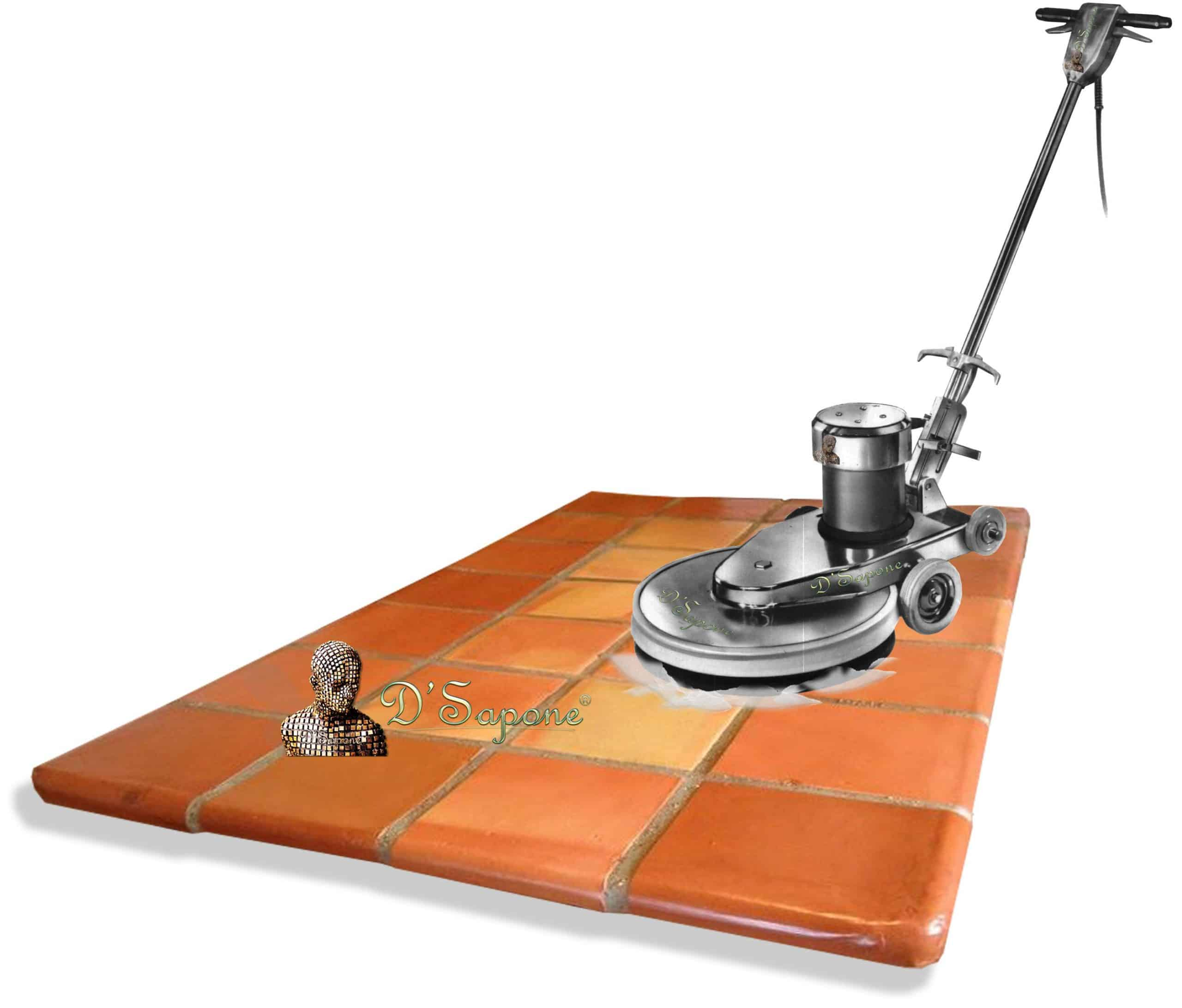 Saltillo Mexican Tile Cleaning Service -D'Sapone
