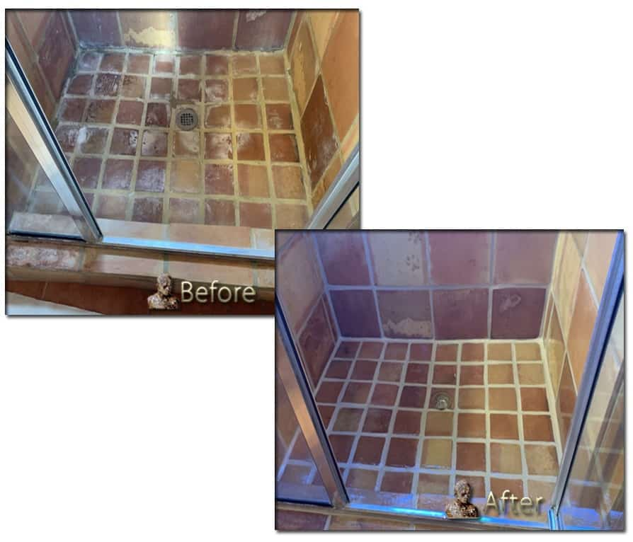 marble shower restoration service - D'Sapone