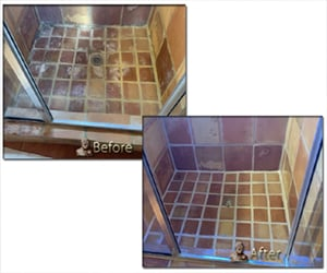 marble shower restoration -D'Sapone
