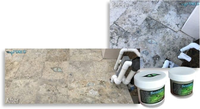 Sealing Corners and Repairing Damaged Tile and Grout