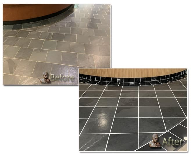 Grout Repair and Grout Sealing - D'Sapone