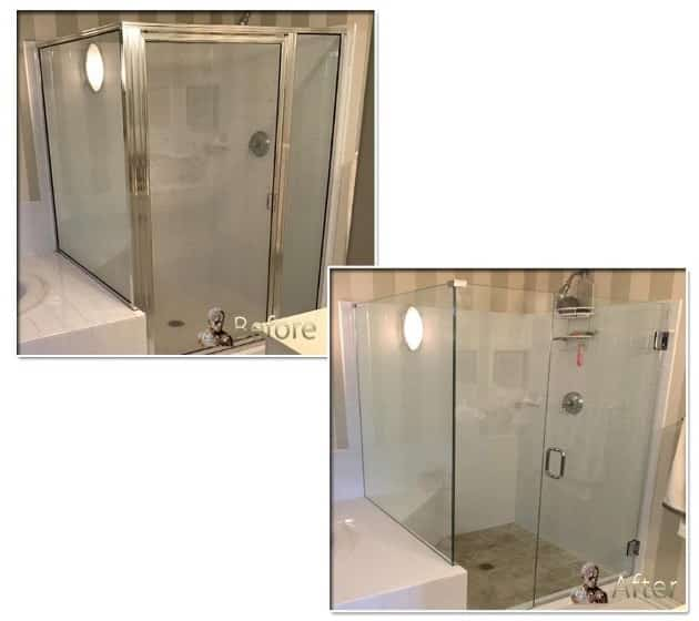 Shower-Glass-Cleaning