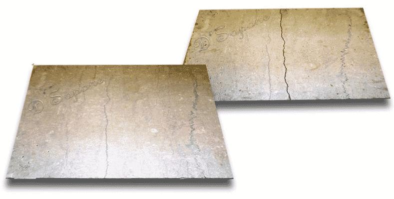 Cracked tile repair - Thanksgiving