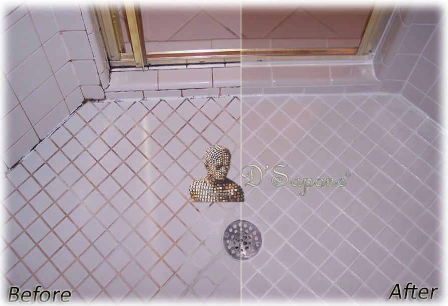 Professional Grout Color Sealing Services