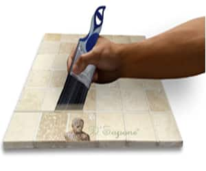 Travertine Floor Cleaning & Polishing service