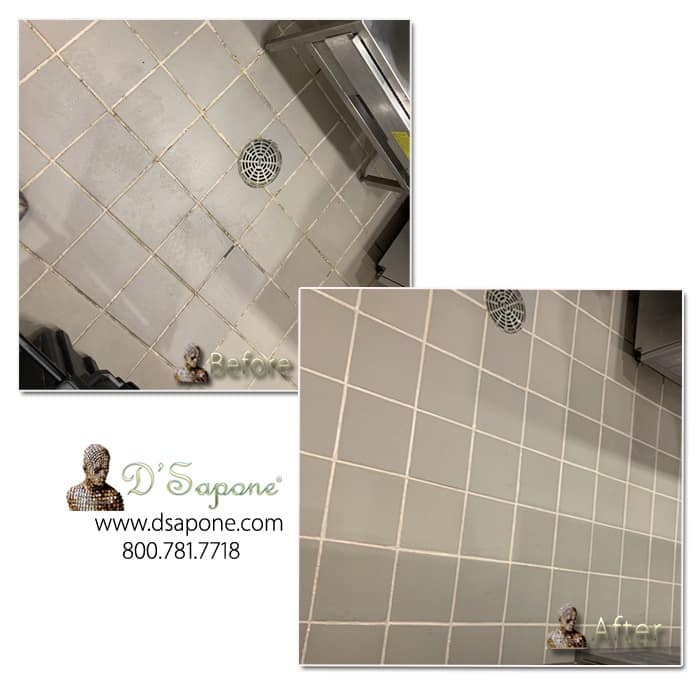 How to Fix Holes in Shower Grout D'Sapone atlanta